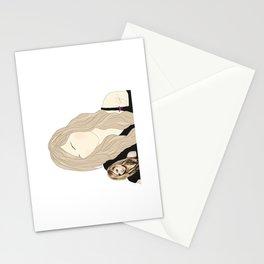 Avril Lavigne Stationery Cards