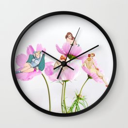 CHILLING Wall Clock