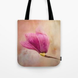 Pink Spring Treasure Tote Bag
