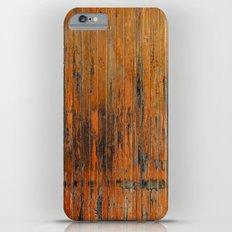 Wood Texture 1M Slim Case iPhone 6 Plus