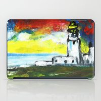 lighthouse iPad Cases featuring lighthouse by Nastya Bo