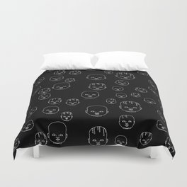 Doll #3 Duvet Cover