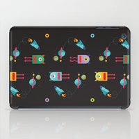 cyclops iPad Cases featuring CYCLOPS BLACK by Sofia Verger