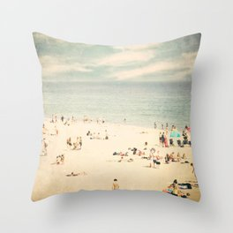 Santa Cruz Summer Throw Pillow
