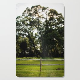 Country Life Cutting Board