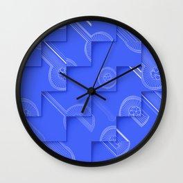 fallingjellys Wall Clock