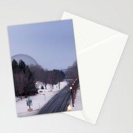 Montréal in November (8 of 11) Stationery Cards