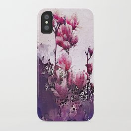 A lover's touch iPhone Case