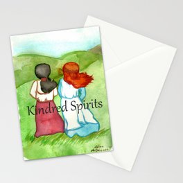 Kindred Spirits Anne of Green Gables Stationery Cards