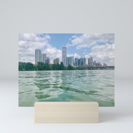 ATX - ladybird lake Mini Art Print