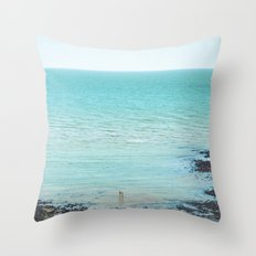 The way I dream you Throw Pillow