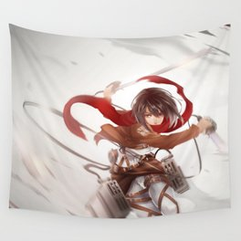 misaka scouts elite Wall Tapestry