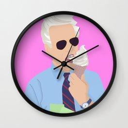 Joe Biden Cone Wall Clock