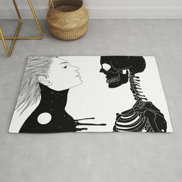 Lost in Existence (Wherever You Are) Rug