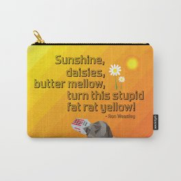 Are you sure that's a real spell? Carry-All Pouch