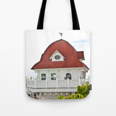 Beach Hut (I) Tote Bag