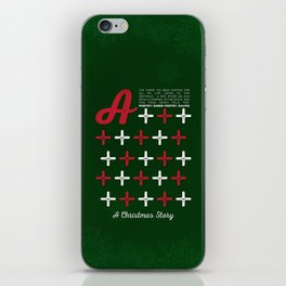 A Christmas Story - A+++++ iPhone Skin