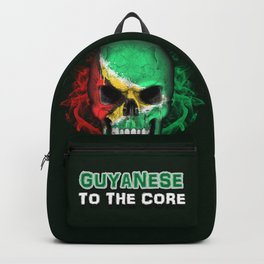 To The Core Collection: Guyana Backpack