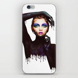 The Girl 3 iPhone Skin