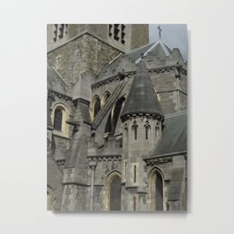 Christchurch 2 Metal Print