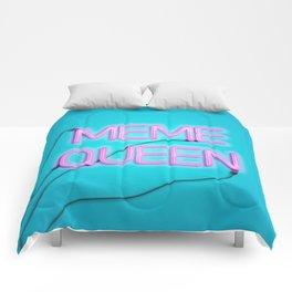 Meme queen Comforters