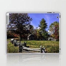 Fenced In Beauty in Virginia Laptop & iPad Skin