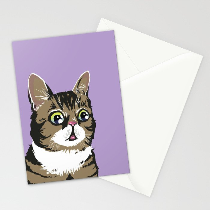 Lil Bub Stationery Cards