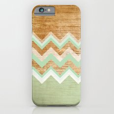 Wood Slim Case iPhone 6
