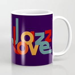 Love Jazz Coffee Mug