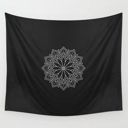Mandala LII Wall Tapestry