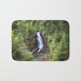 Miners Falls, Munising, Michigan. Bath Mat