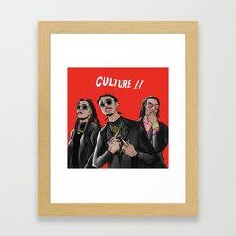 Culture II Framed Art Print
