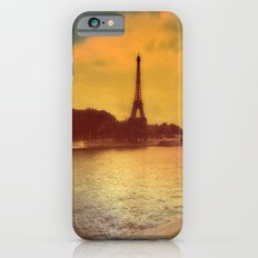 Paris from a Distance  iPhone 6s Slim Case