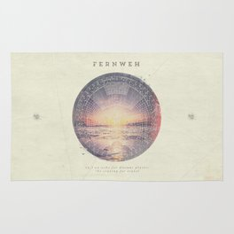 Fernweh Vol 5 Rug