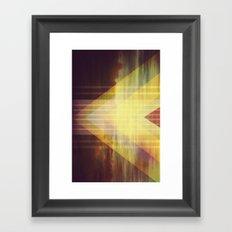 Hit Rewind Framed Art Print