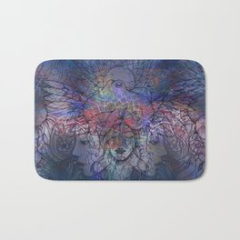 Sea Nymph 3 Bath Mat