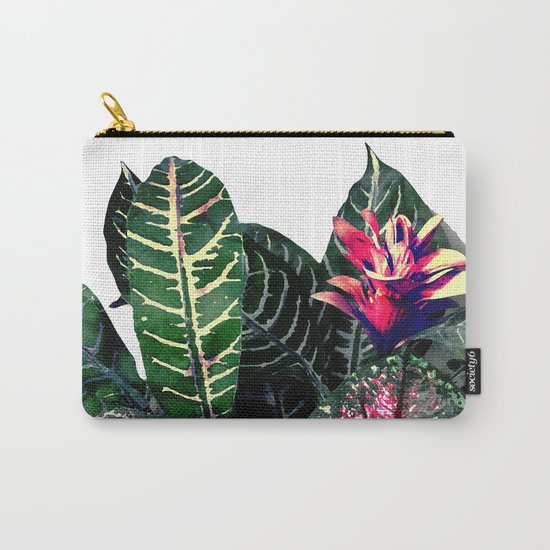 Tropical Theme 1 Carry-All Pouch
