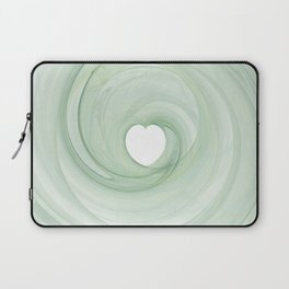 Valentine's Fractal II - Light Laptop Sleeve