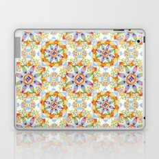 Beaux Arts Flower Crown Laptop & iPad Skin