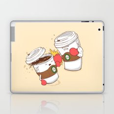 Strong Coffee Laptop & iPad Skin