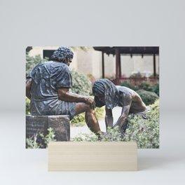 The Servant Mini Art Print