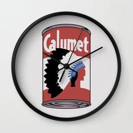 Calumet Wall Clock