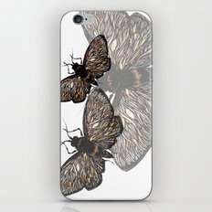 moth iPhone Skin