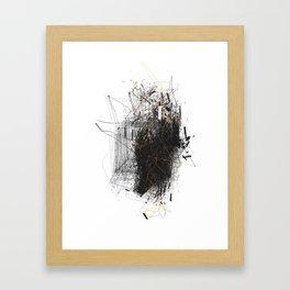 Unwelcome Gaze – Amazon 11 Framed Art Print