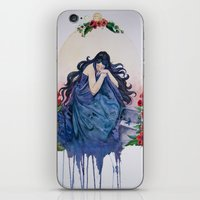 scorpio iPhone & iPod Skins featuring Scorpio by BlindEyeArtist