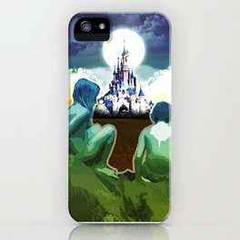 Adventure Finding Keepers iPhone Case