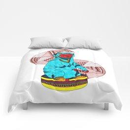 Malayan Sun Bear Comforters