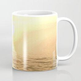 Gold Dawn Coffee Mug