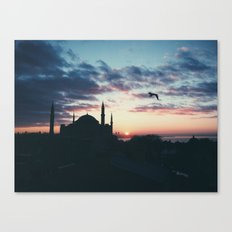 On The Second Day Canvas Print