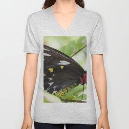 Butterfly Birdwing Unisex V-Neck
